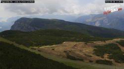 Webcam Vista su Cima Canfedin