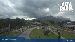 Webcam San Cassiano Piz Sorega