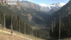 Webcam Gressoney St. Jean Weismatten