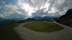 Webcam Sonforca Padeon, vista sulle Tofane