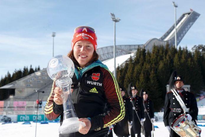 Laura Dahlmeier prenota il Ferragosto in Val Martello