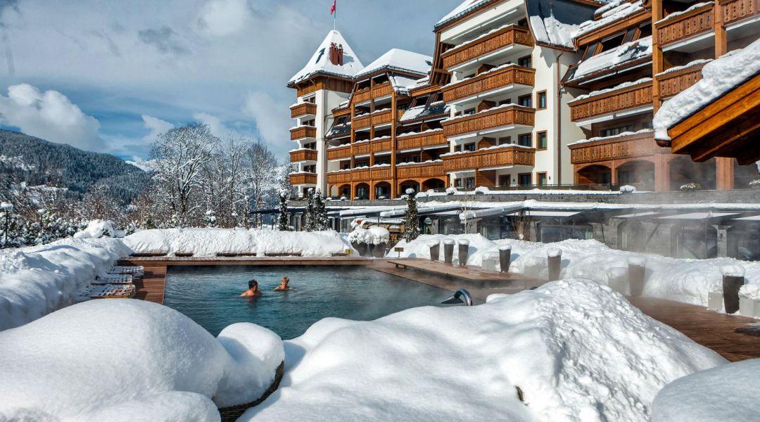Gstaad Saanen, Schönried Rougemont, Oberland Bernese