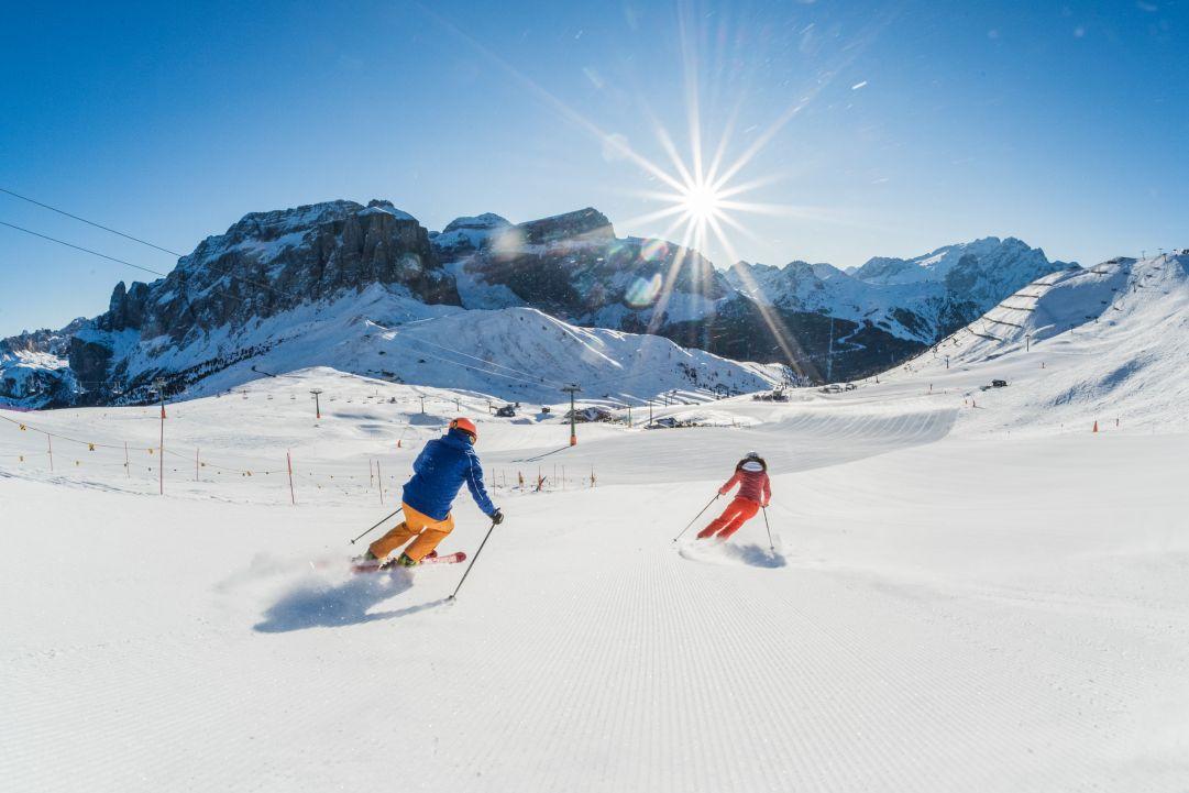 Un finale di stagione con ancora tanta neve nel Dolomiti Superski. Ecco tutte le ultime aperture