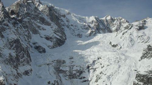 Tragedia sul Monte Bianco: morti uno sciatore e una guida