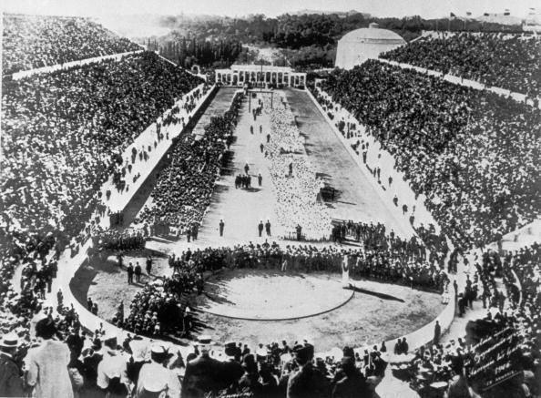 Risultato immagini per olimpiadi 1896