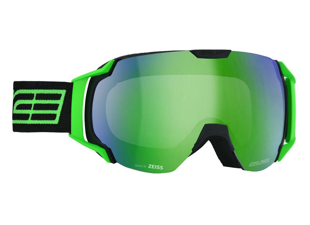 Salice Occhiali presenta la maschera 619 RW per freestyler e snowboarder
