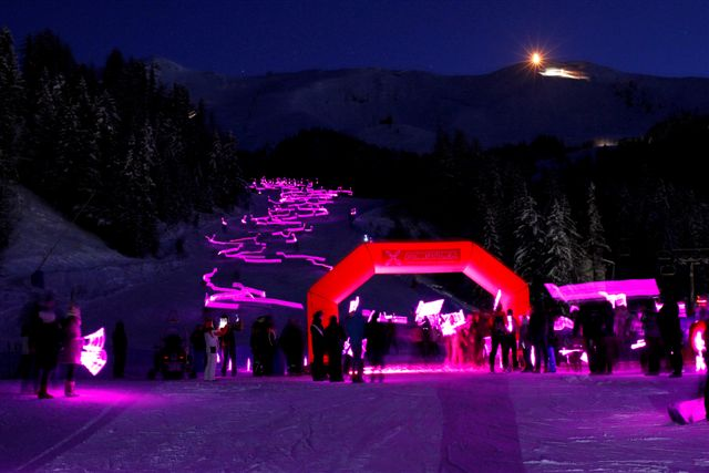 Tanti eventi per festeggiare la neve di gennaio in Valle d'Aosta
