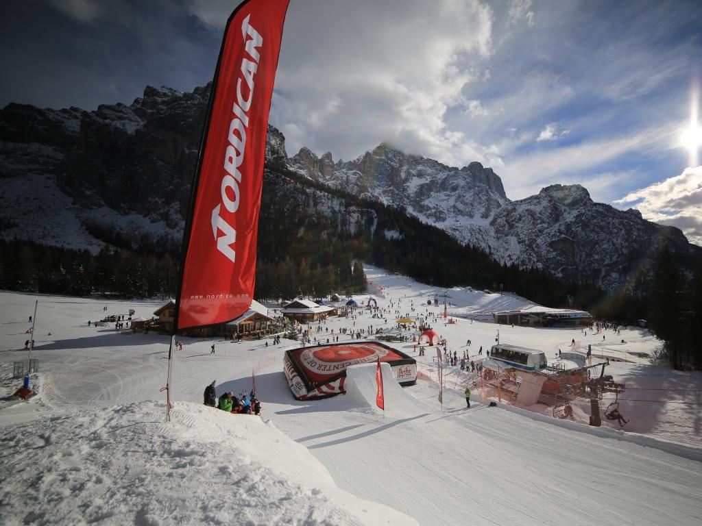Il 14 e 15 Gennaio ad Alleghe Ski & Drive Test insieme a Superauto e Nordica