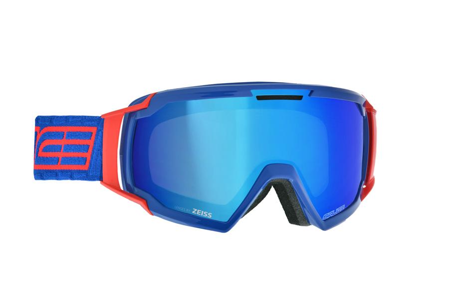 La maschera 618 di Salice Occhiali accompagna le sciate dei campioni