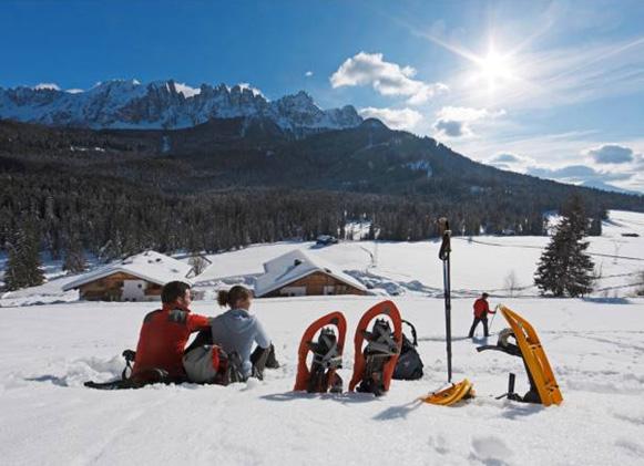L'altra neve in Alto Adige. Nei masi Gallo Rosso le vacanze sono un inno al silenzio.
