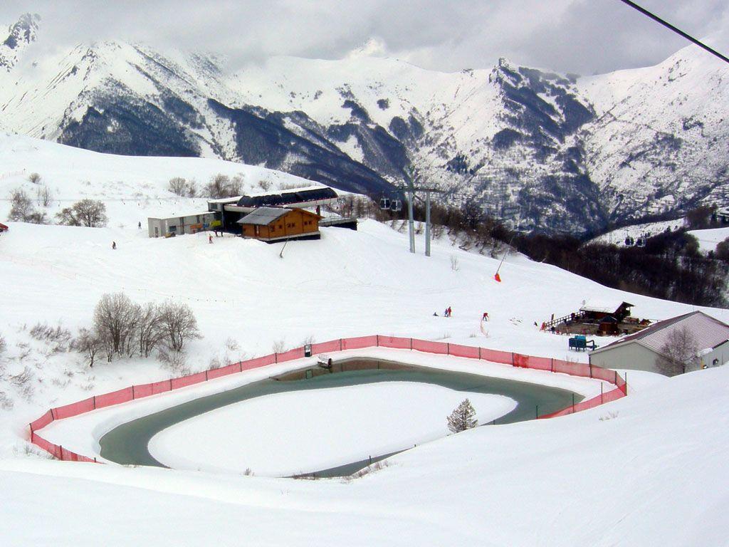 La telecabina Severino Bottero è una novità della stagione 2006/2007, realizzata anche con i fondi delle Olimpiadi Torino 2006