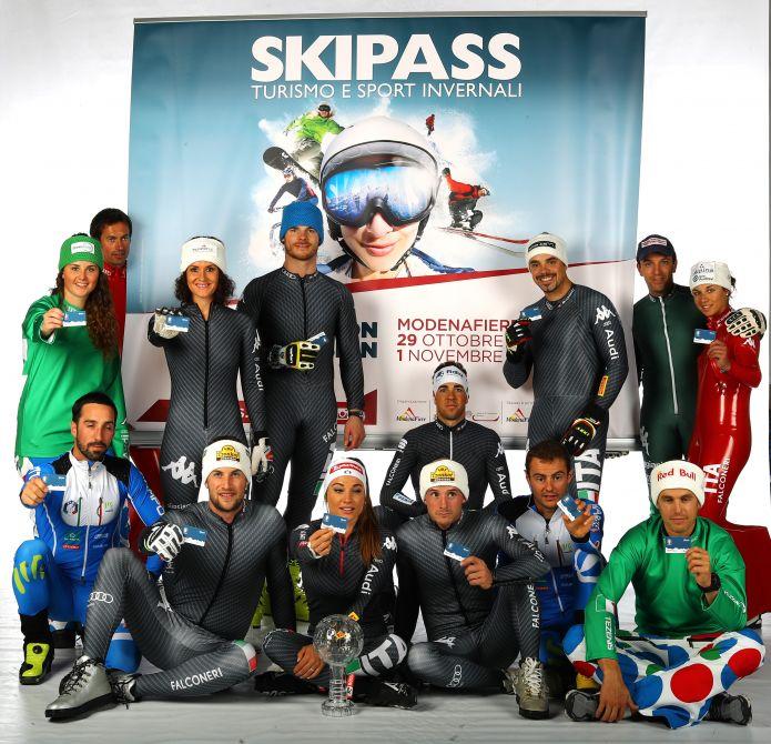 A Skipass di Modena 4 giorni di presentazioni per la Federazione Sport Invernali