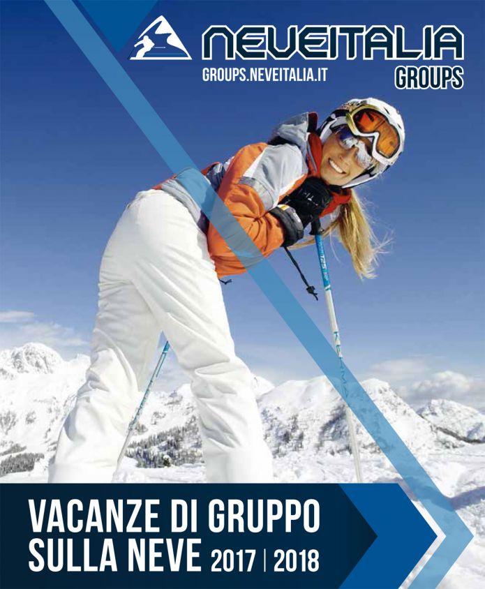 Arriva Neveitalia Groups, la rivista per le vacanze sulla neve in gruppo