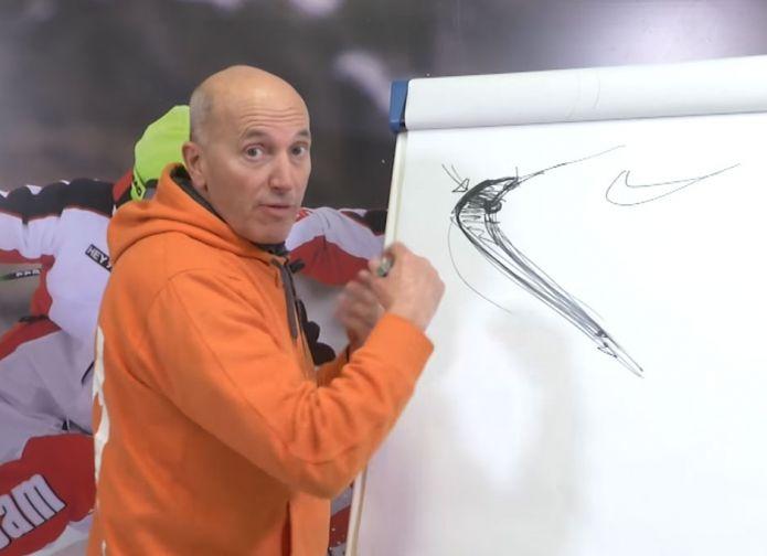 Curva Nike