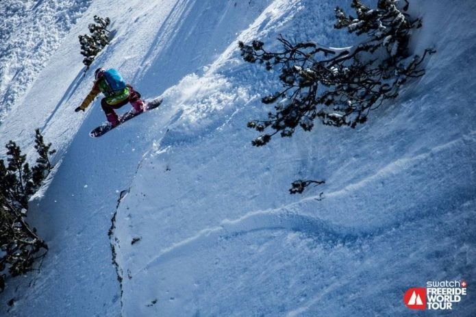 I Migliori Tricks e Crash del Freeride World Tour 2018
