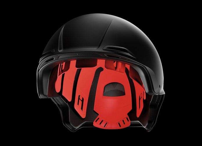 Jimm Octo+, il casco Uvex allmountain auto-adattante