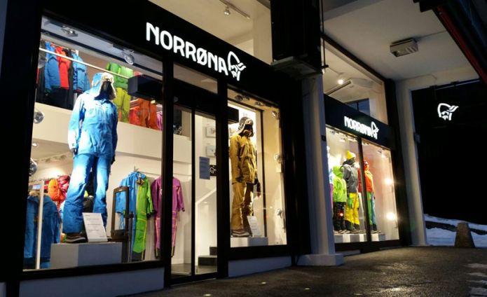A Chamonix apre il primo monomarca Norrøna delle Alpi