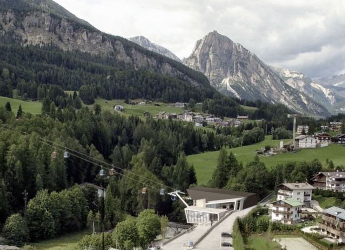 Freccia nel cielo, a 50 anni la funivia di Cortina d'Ampezzo si rinnova