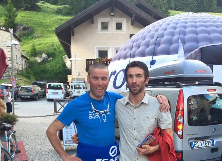 Confortola, Barmasse, Compagnoni e Curnis insieme per quattro giorni di trekking sulle cime della Valfurva