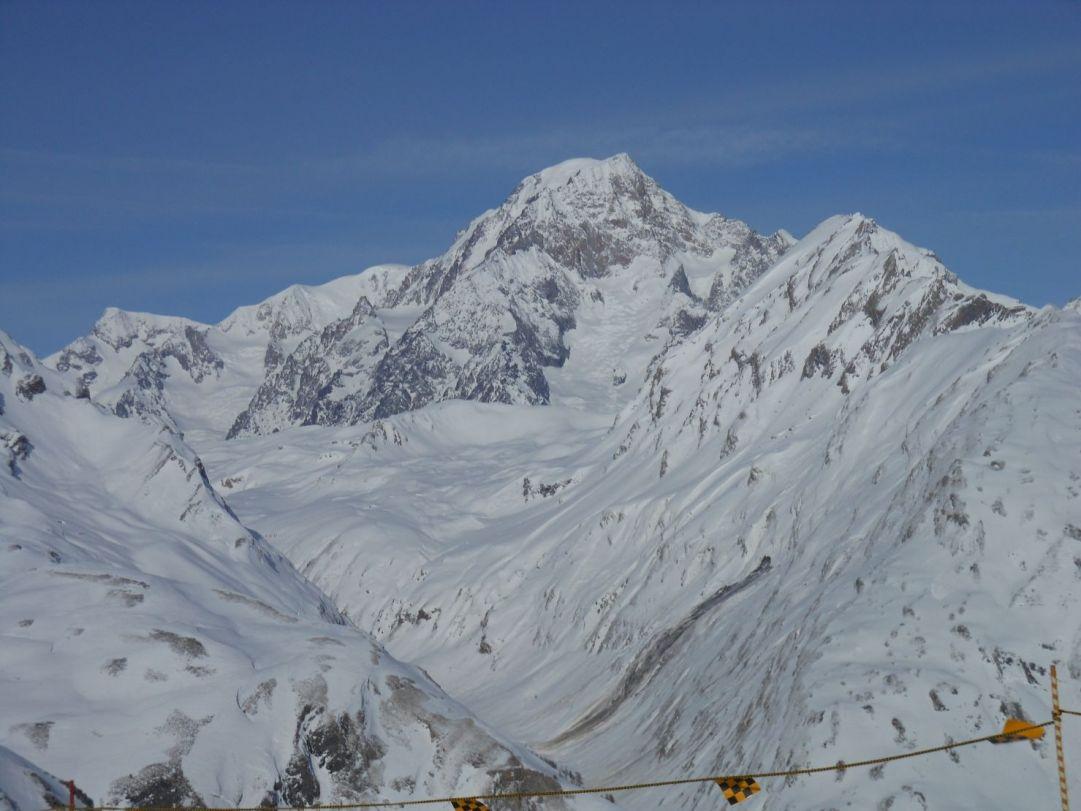 Sua maestà Monte Bianco