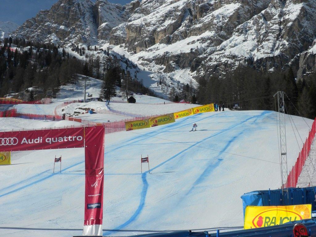 Coppa del Mondo SuperG Donne - Cortina