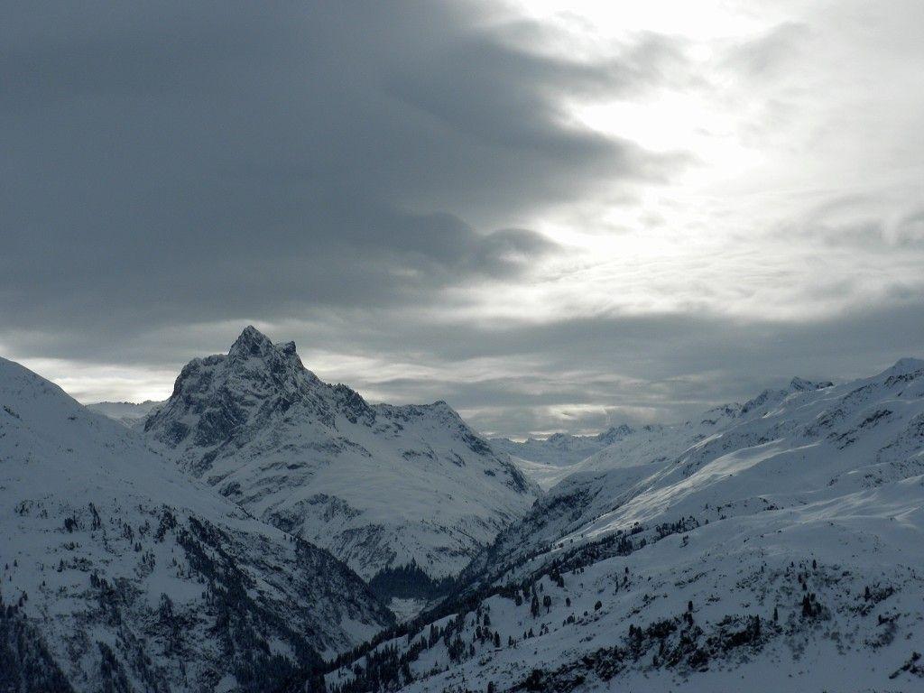 panorama dal Galzig
