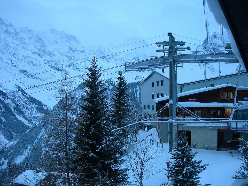 Hotel Alpenruh - Muerren