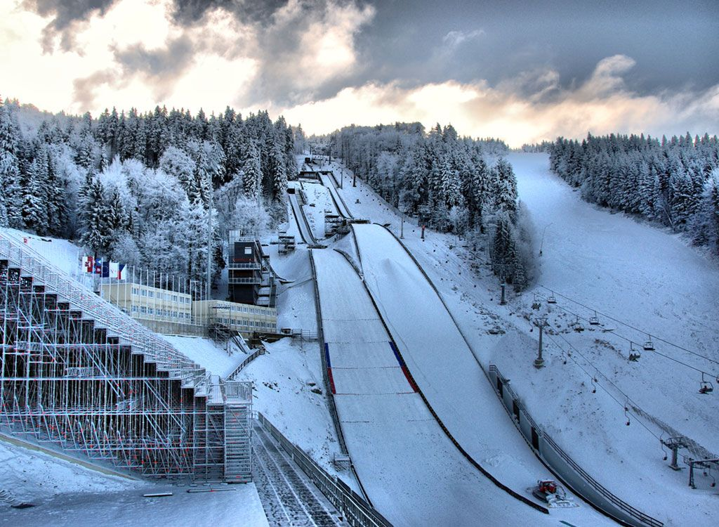 Trampolino Liberec