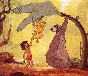 Amici del bambino baloo disney il libro della giungla orso etsy