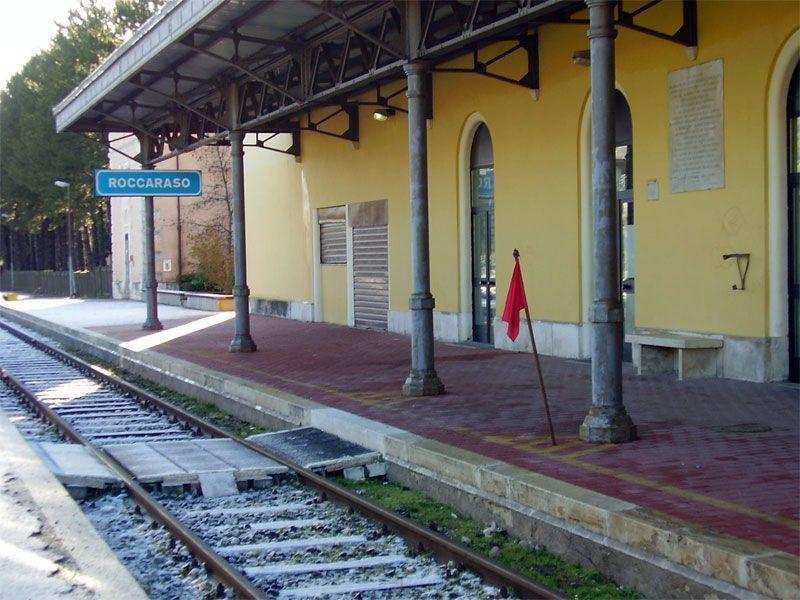 roccaraso stazione