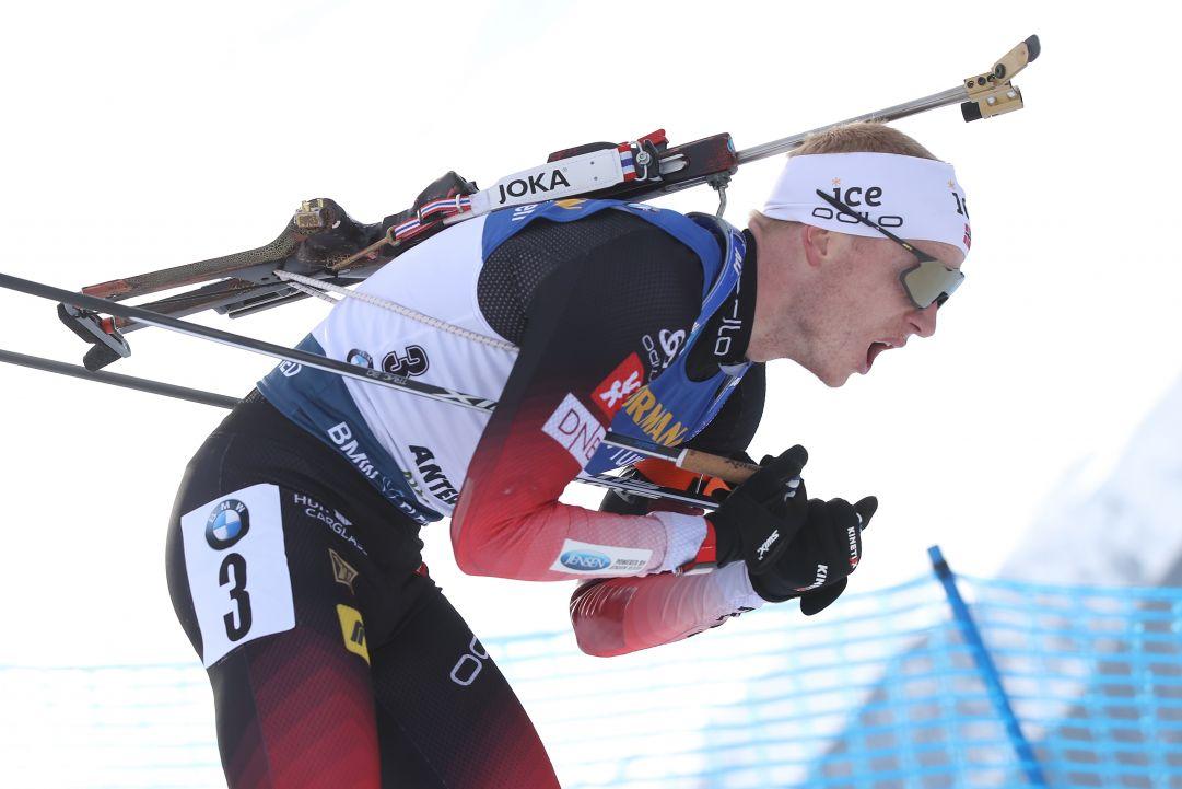 Johannes Boe vince la Sprint di Nove Mesto e si avvicina a Martin Fourcade