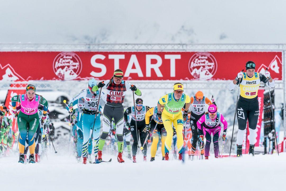 Eliassen e Britta Johansson Norgren vincono la Kaiser Maximilian Lauf