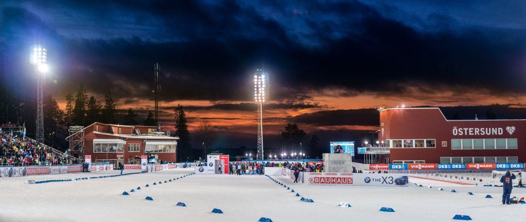 Biathlon: la Norvegia vince la Staffetta maschile, Italia ottima terza a Ostersund