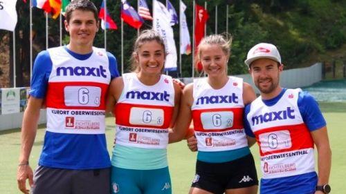 Summer Grand Prix Combinata Nordica: l'Italia vince la staffetta mista