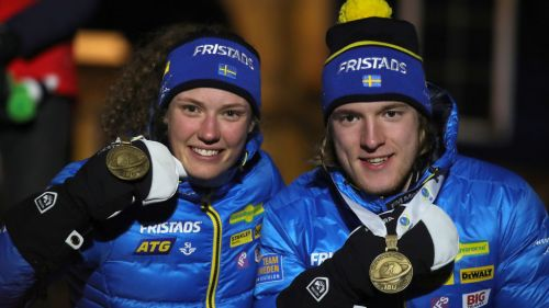 La Svezia vince la Single Mixed thrilling di Ostersund, ottava l'Italia