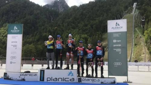 Jarl Magnus Riiber, prima gara della stagione e prima vittoria a Planica. Costa nono