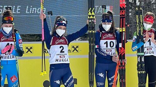 Italia d'Argento nella Staffetta femminile ai Mondiali junior di Obertilliach, uomini settimi
