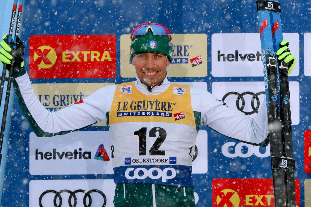 Francesco De Fabiani: 'Stavo meglio di ieri. Bilancio molto positivo'