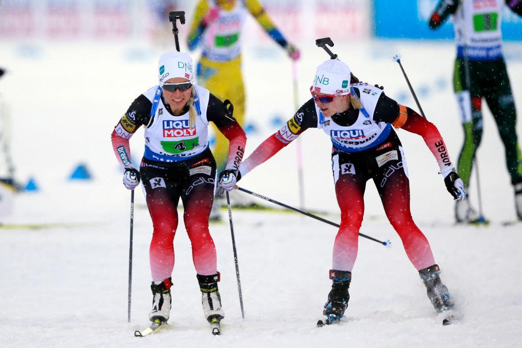 Biathlon: la Norvegia vince la staffetta femminile. Una straordinaria Svizzera è seconda, Italia dodicesima