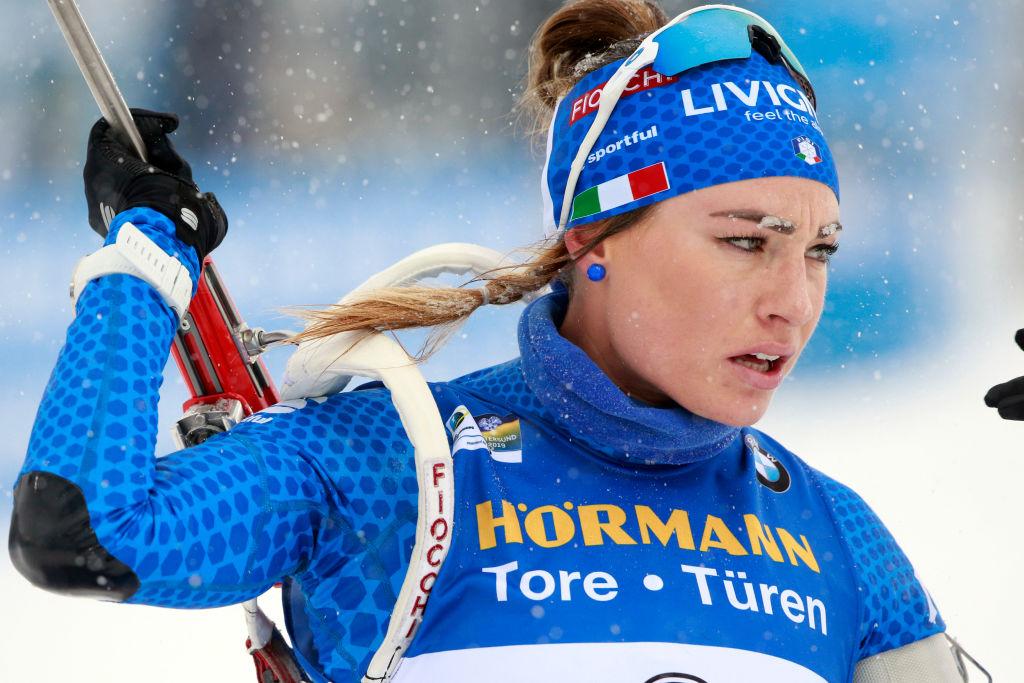 Dorothea Wierer regina della Sprint di Ostersund