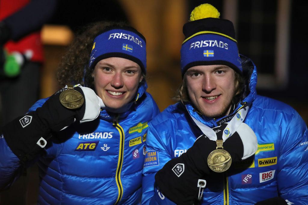 La Svezia vince la Single Mixed thrilling di Ostersund, ottava l'Italia