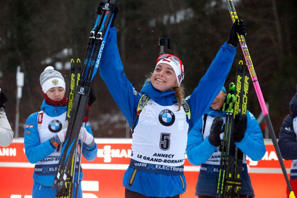 Mondiali Biathlon: Marketa Davidova è Oro nell'Individuale, Wierer vince la Coppa della 15 km