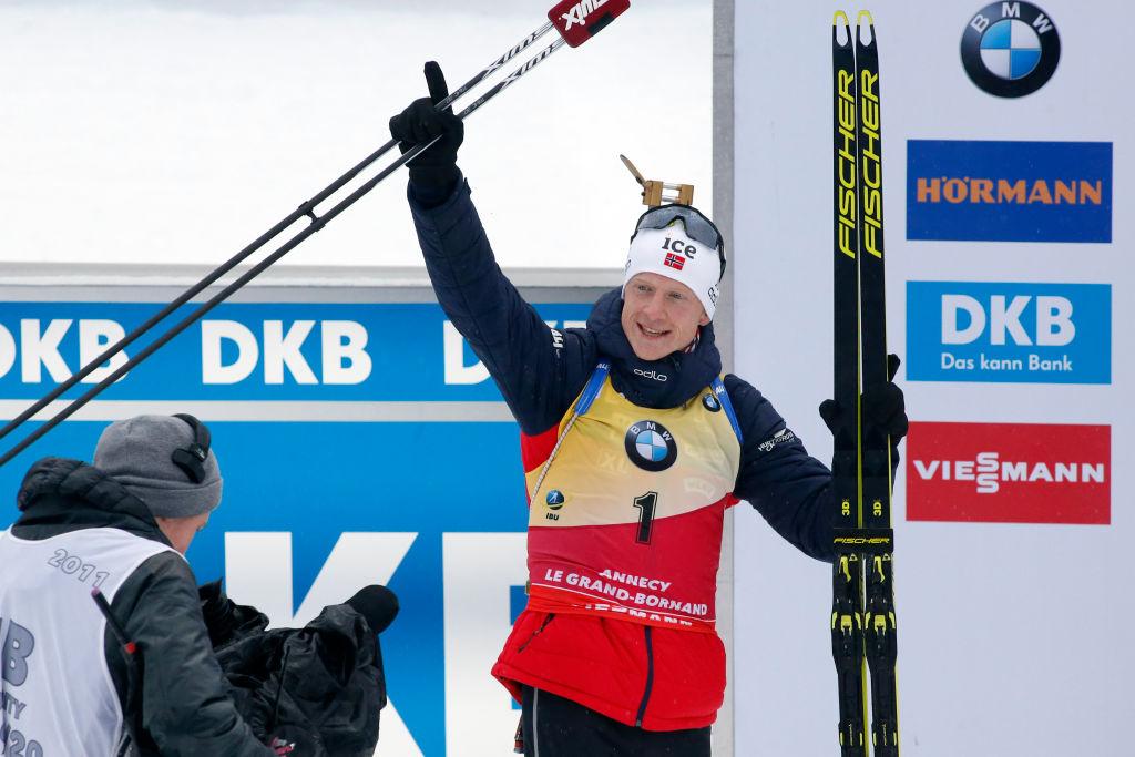 Johannes Boe ritorna da padrone nell'Individuale di Pokljuka ma Fourcade c'è