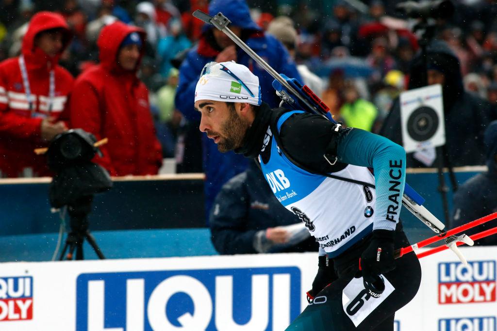 Squillo di Martin Fourcade nella Sprint di Oberhof. Italiani fuori dai punti