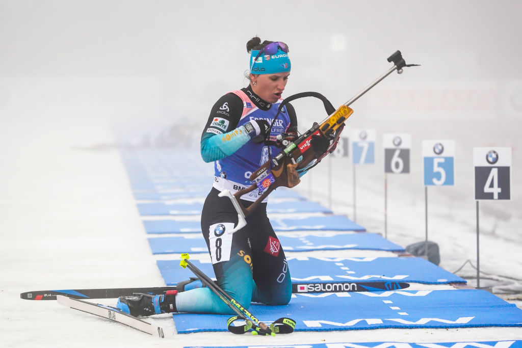 Biathlon: la Francia vince la Single Mixed di Oberhof, Wierer e Hofer settimi