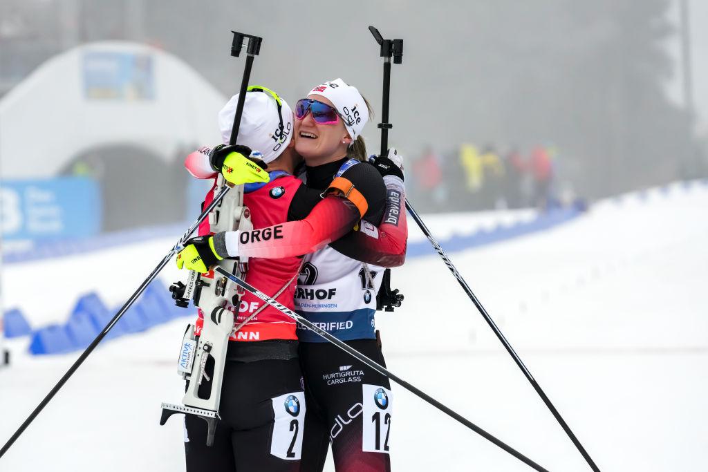 Biathlon: doppietta Roeiseland - Eckhoff nell'Inseguimento di Ostersund, male le azzurre