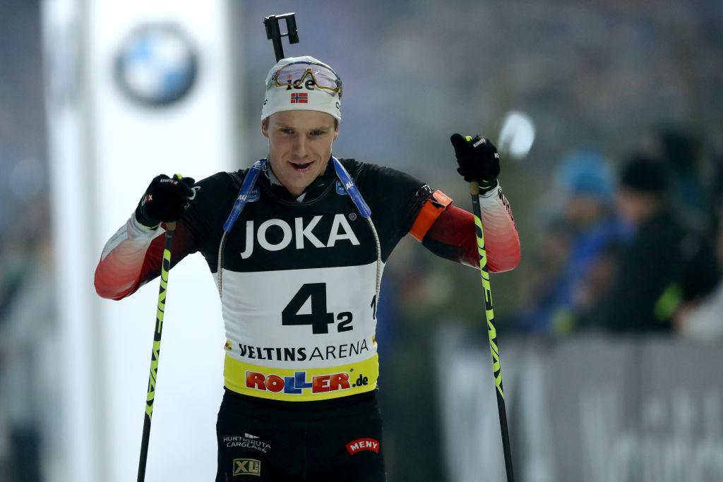 Anche senza i fratelli Boe la Norvegia vince la staffetta maschile di Oberhof