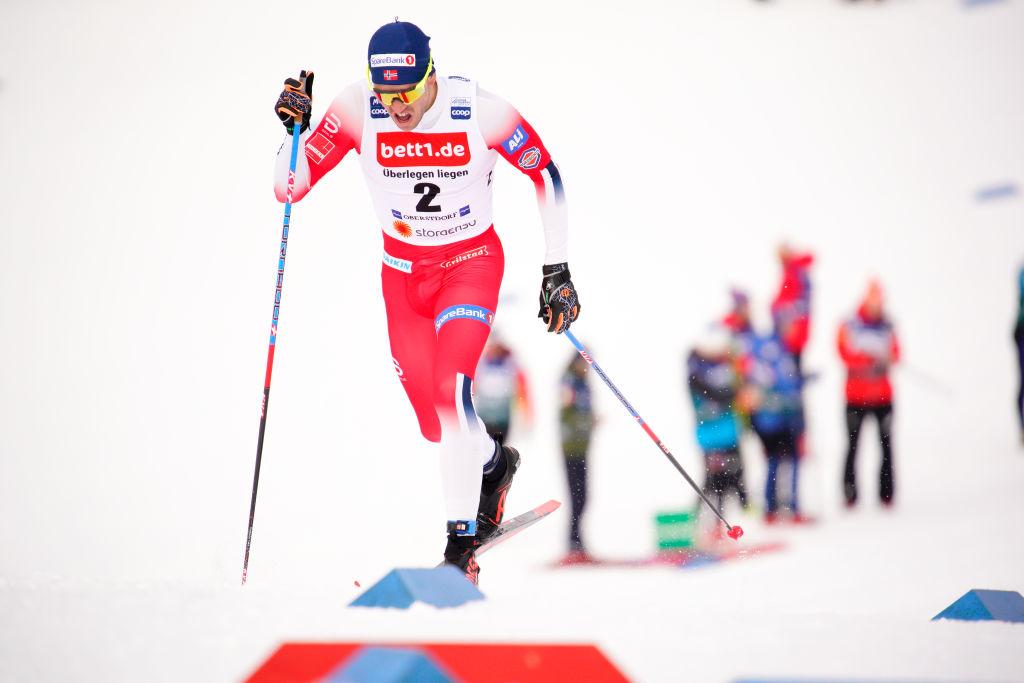 La Sprint di Falun è di Paal Golberg, quarto Federico Pellegrino