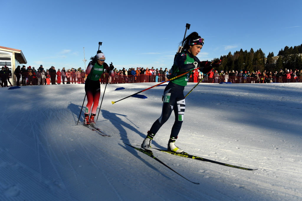 Linda Zingerle, Sprint d'Argento ai Mondiali Giovani. Oro alla slovena Repinc