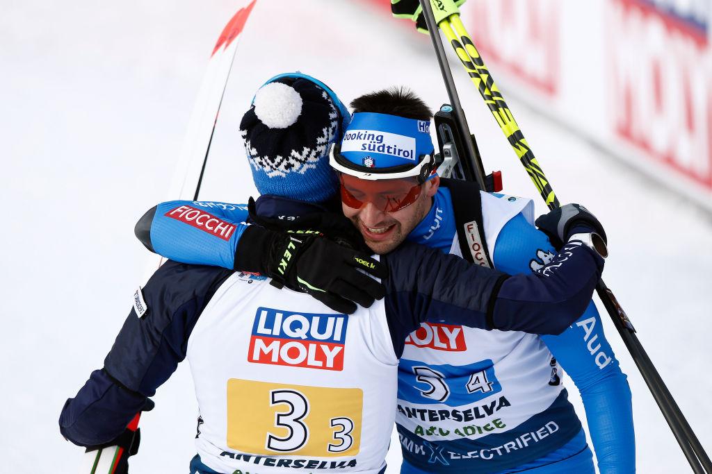 Biathlon: la Francia vince la Staffetta Maschile di Oberhof, Italia splendida terza